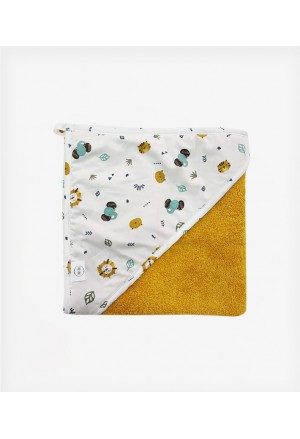 Towel Lion Ochre