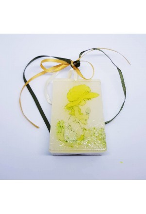 Glycerin soap Lemon Vintage