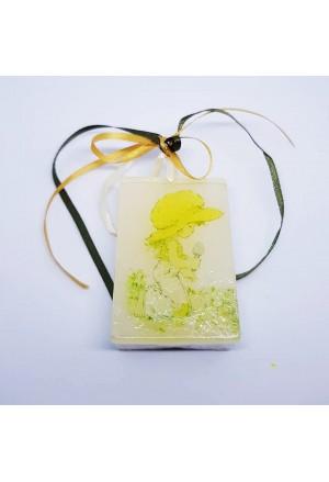 Glycerin soap Lemon Vintage