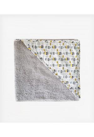 Towel Aloe Vera Grey