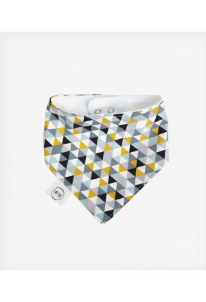 Σαλιάρα bandana Mosaic Triangles