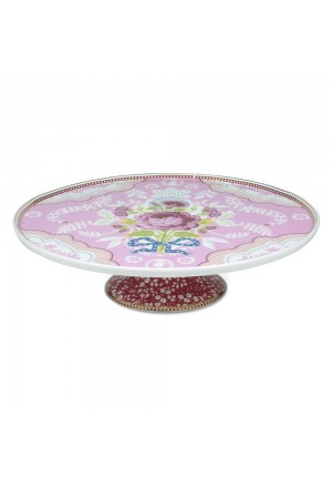Floral Bloomingtales dinner plate white 26,5cm