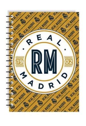 Notebook 17Χ24 MUST 40SH