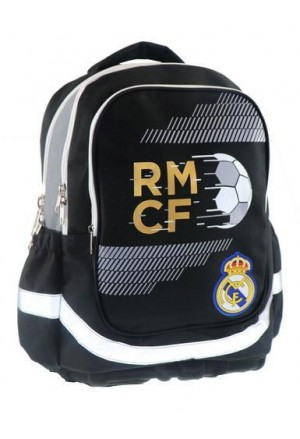 BACK BAG 30X16X42cm 3th REAL MADRID