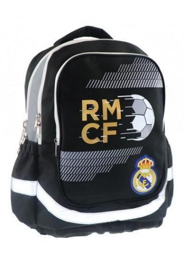 BACK BAG 30X16X42cm 3th REAL MADRID