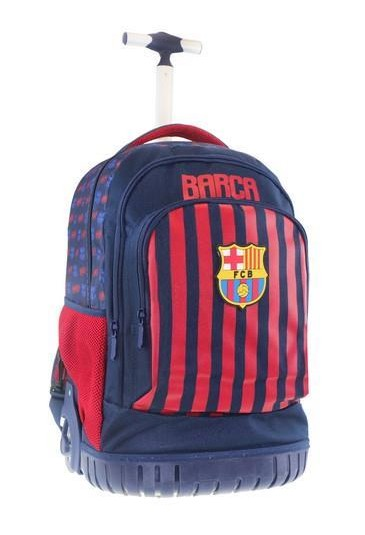 TROLLEY SCHOOL BAG BARCELONA 31x20x47cm