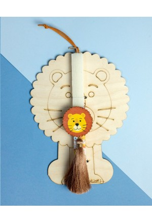 Easter Candle Lion