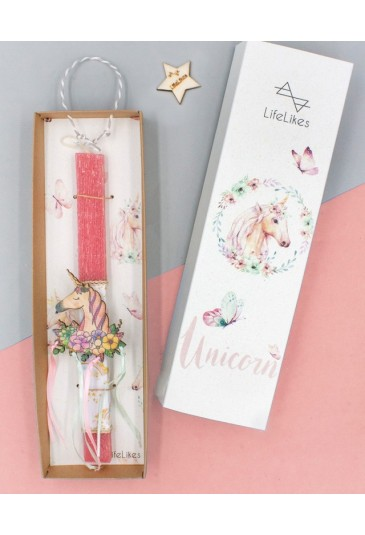 Easter Candle Fairytale