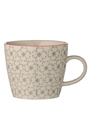 Κούπα Tea Coffee Hot Chocolate grey