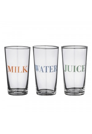 Ποτήρι Carla Milk/ Water/ Juice