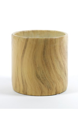 Pot large Serax WoodLook