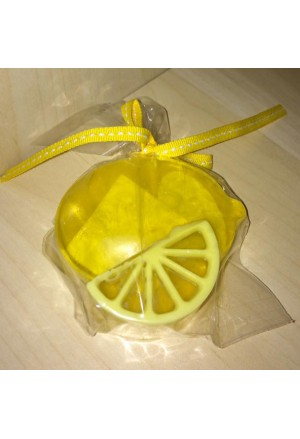Glycerin soap with shea butter & Lemon scent