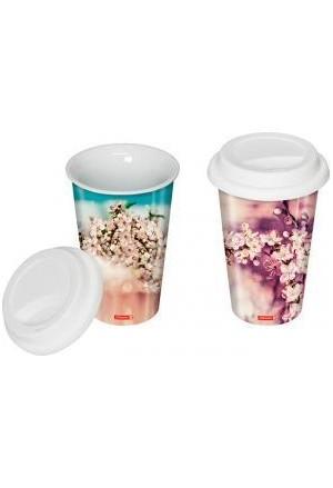 Mug Porcelain Summer 2 colors