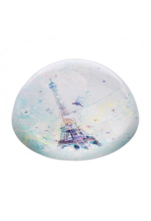 CHACHA 2 Paperweight Paris