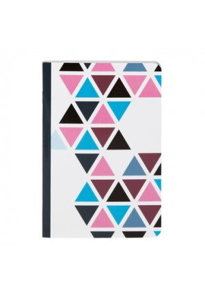 PRISME Notepad striped 11χ17cm