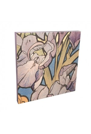MUCHA 3, Printed streched Canvas 30x30cm