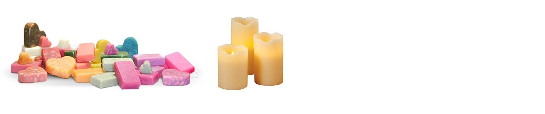 CANDLES-SOAPS